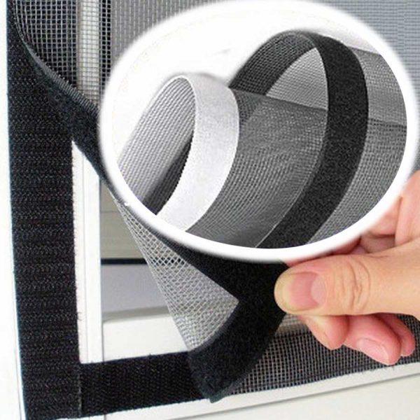 flexible window screens 100x100